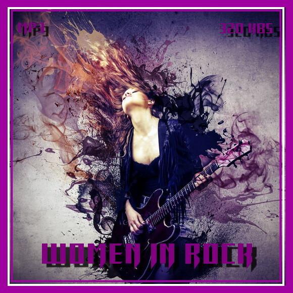 Various Artists - Women In Rock [Unofficial Release] (2017) - cd 3